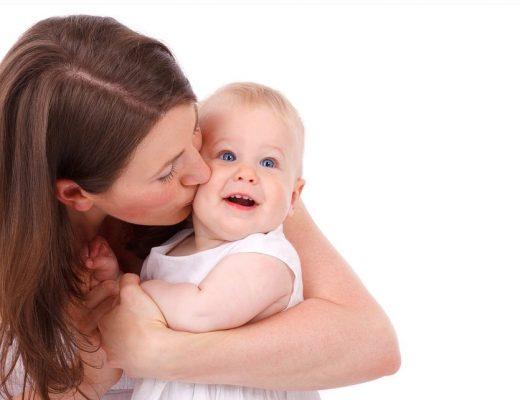 bébé pour lliniment oléo-calcaire