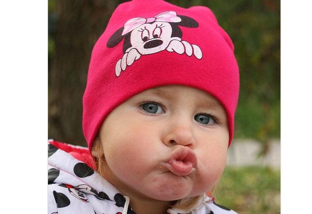 bouche bébé