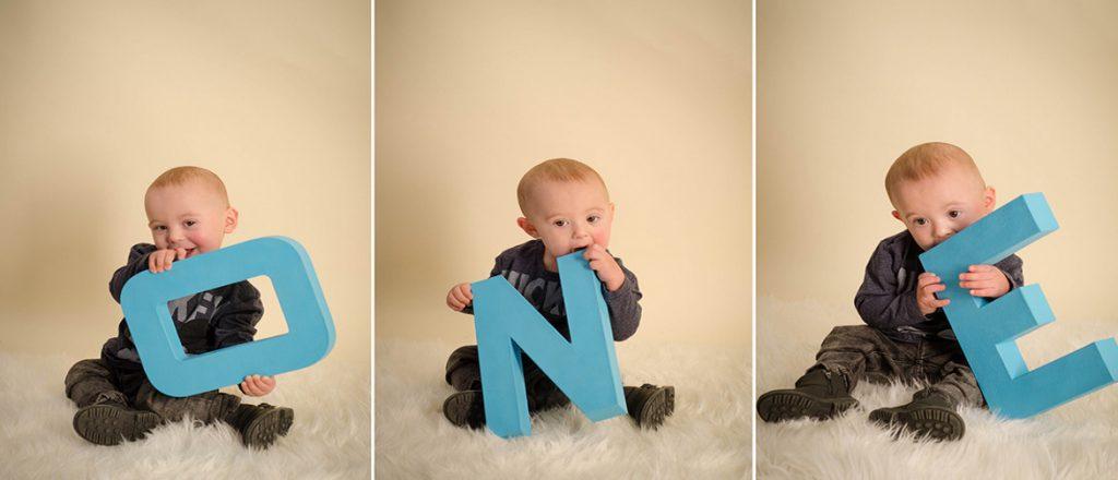 photos anniversaire garçon 1 an